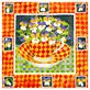Jennifer Abbott 3er St 'Floral Cup II - IV'