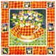 Abbott jennifer 3er st floral cup ii iv medium