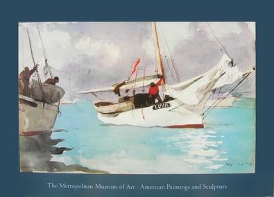 Winslow Homer Fishing Boats, Key West