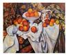 Cezanne paul aepfel und orangen 24x30 cm medium