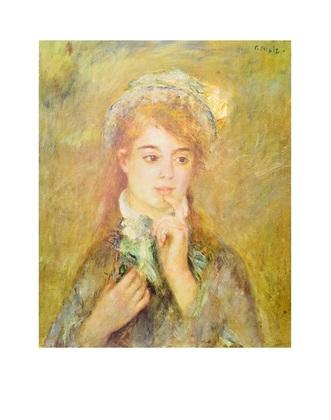 Auguste Renoir The Ingenue