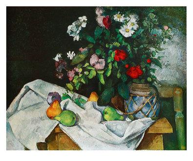 Paul Cezanne Stilleben (klein)