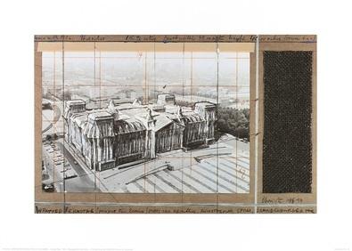 Christo Reichstag X