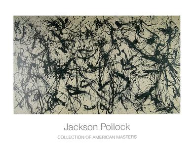 Jackson Pollock Nummer 32