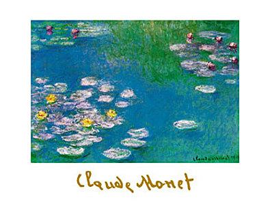 Claude Monet Ninfee 1908