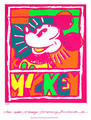 Dick Duerrstein Walt Disney, Fresh Mouse