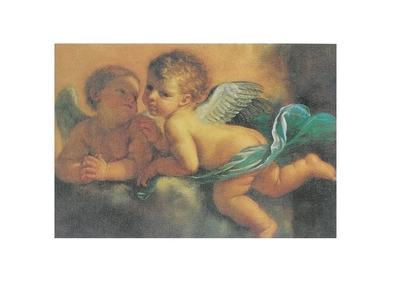 Guercino Angeli