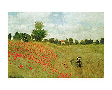 Claude Monet Papaveri