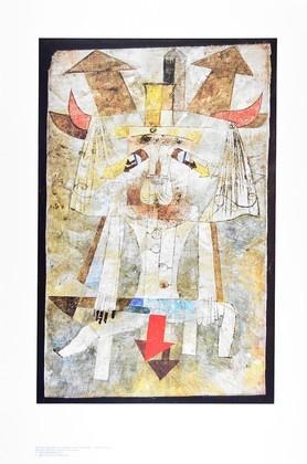 Paul Klee Der wilde Mann