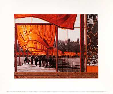 Christo The Gates XXVI