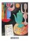 Klee paul ohne titel letztes stillleben komposition auf schwarzem grund medium