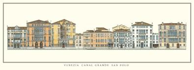 Venedig Canale Grande San Polo