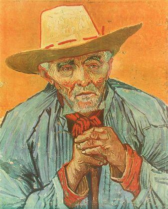 Vincent van Gogh Der Bauer