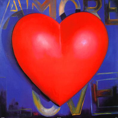 Michael Loeb Heart I