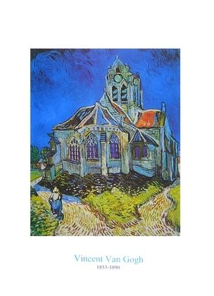 Vincent van Gogh Kirche von Auvers