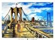 Didier Lourenco Brooklyn Bridge