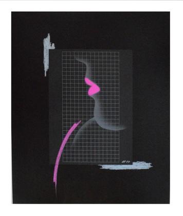 Herbert Labenski ohne Titel, 1984