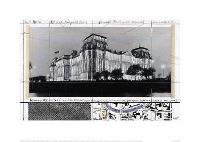 Christo Reichstag XXIV