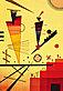 Kandinsky wassi struttura allegra 38086 l