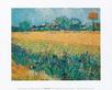 Van gogh vincent vista di arles con irises medium