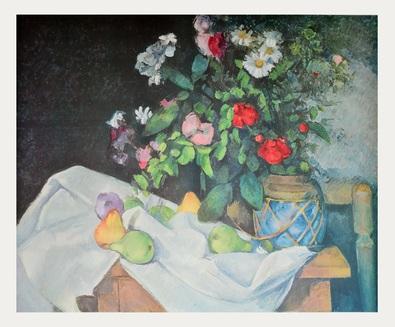 Paul Cezanne Stillleben