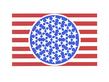 Robert Indiana New Glory Banner