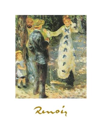 Pierre Auguste Renoir Die Schaukel