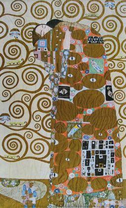 Gustav Klimt Erfuellung