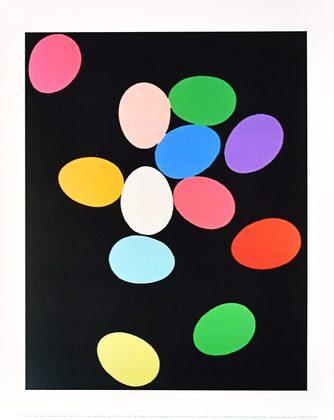Andy Warhol Eggs 1982