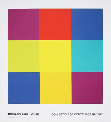 Richard P. Lohse Diagonalordung aus heller Gleichung und Kontrast
