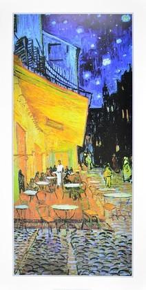 Vincent van Gogh Nachtcafe (Detail)