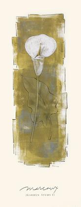 Julian Marcoux 2er Set 'Garden Study I + IV'