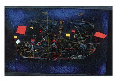 Paul Klee Abenteuerschiff