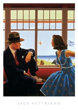 Jack Vettriano Edith and the Kingpin