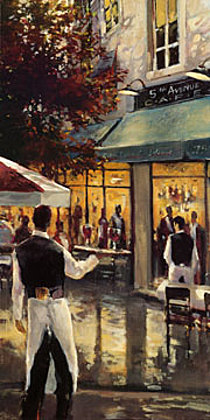 Brent Heighton 5th Ave Cafe