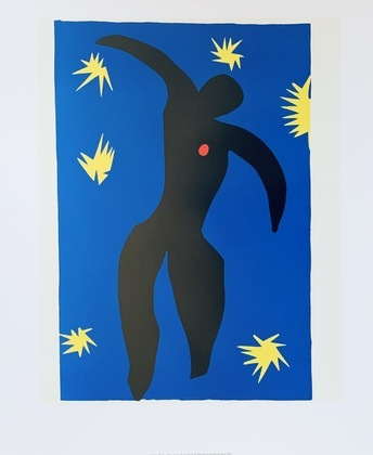 Henri Matisse Ikarus