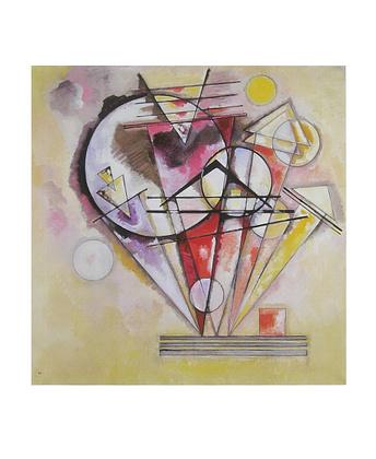 Wassily Kandinsky Auf Spitzen