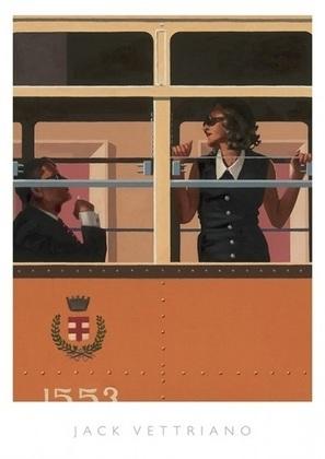 Jack Vettriano The Look of Love