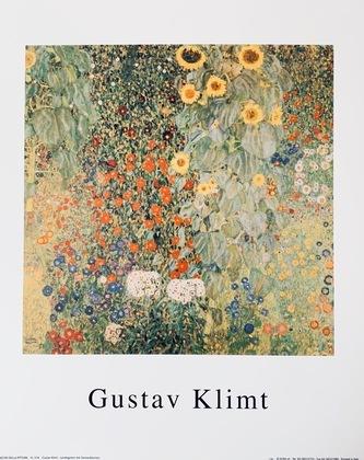 Gustav Klimt Sonnenblumen