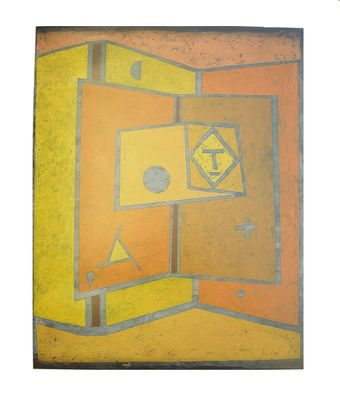 paul klee bilderbuch poster kunstdruck bei. Black Bedroom Furniture Sets. Home Design Ideas