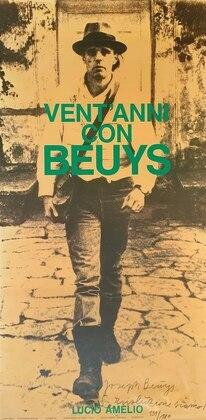 Joseph Beuys Twenty years with Beuys