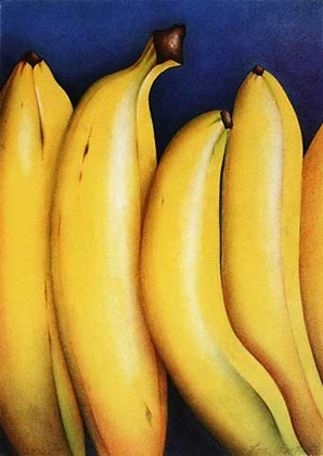 Eva Bostroem Bananen Bananes