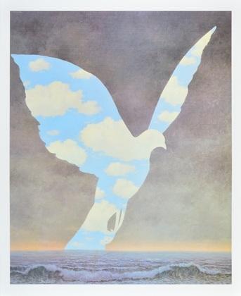 Rene Magritte Die grosse Familie