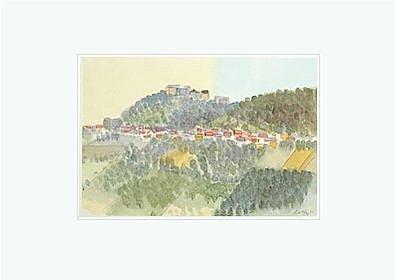 Gottlieb Ruth Hohenrechberg einer der stauffischen Kaiserberge