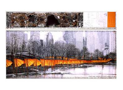 Christo The Gates XXVII