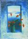 H. Hoffmann Tulpen im Fenster