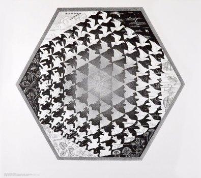 MC Escher Verbum
