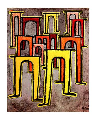 Paul Klee Viaducts Break Ranks