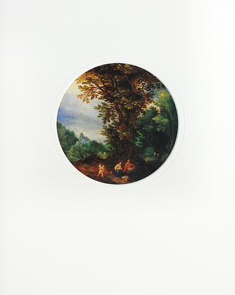 Jan Brueghel Ruhe auf der Flucht