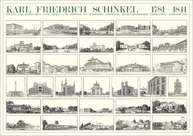 Karl Friedrich Schinkel Bauten und Entwuerfe